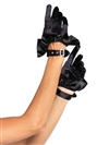 Cropped Sati Ruffle Gloves