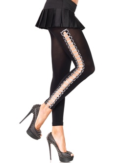 Corset Side Leggings