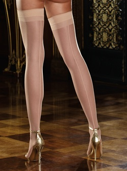 Moulin Backseam Thigh Highs