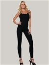 COTTON BASIC UNITARD
