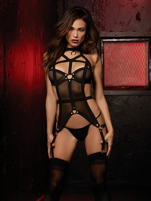 Shades Of Life Strappy Buster Set