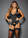 S.W.A.T Bustier 3 PC Set