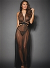 Sheer Goddess Versatile Gown Set