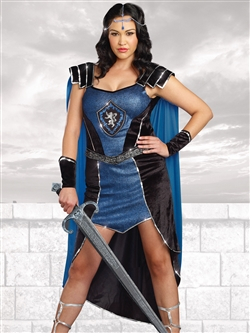 KING SLAYER 3 PC Plus Size Costume