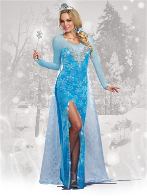 ICE QUEEN 2 PC Costume