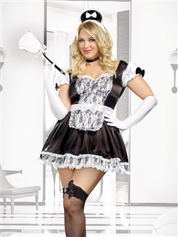 MAID For You 2 PC Plus Size Costume