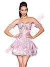 Marie Antoinette Corset 2 PC Set