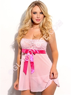 Gift Wrapped For You Babydoll Set