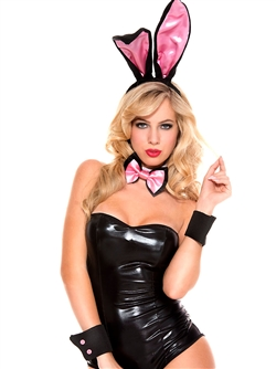 Classic Pink Bunny 4 PC Costume Kit