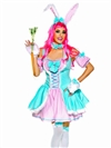 Springtime Bunny Beauty 5 PC Costume