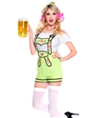Eye-Catching Bavarian 4 PC Costume