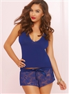 Blue Crush Cami Set