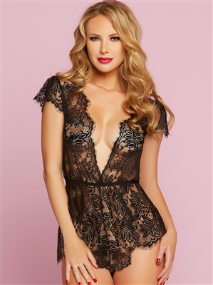 Temptation Lace Romper