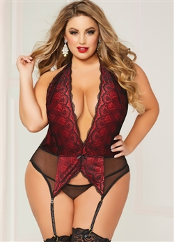 Starstruck 2PC Plus Size Sexy Set