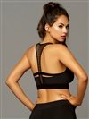 Make It Happen Sports Bra With Pocket