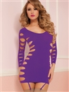 Flashy Cage Seamless Dress