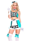 Wonderland Beauty 6 PC Costume