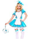 Innocent Alice Doll 4 PC Costume